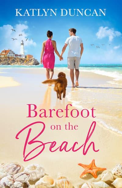Barefoot on the Beach by Katlyn Duncan