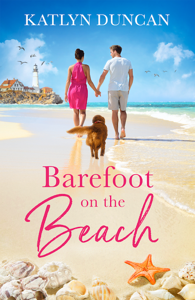 cover barefoot on the beach