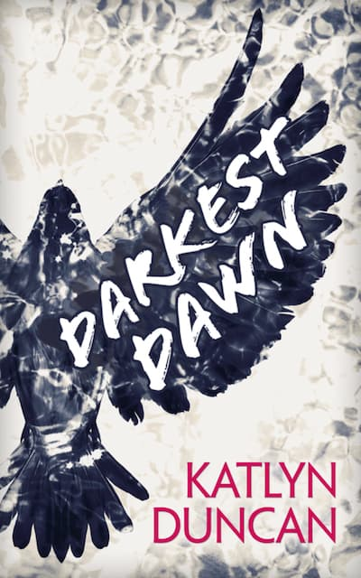 Book cover for Darkest Dawn by Katlyn Duncan