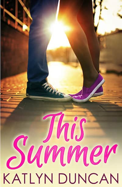 Book cover for This Summer by Katlyn Duncan